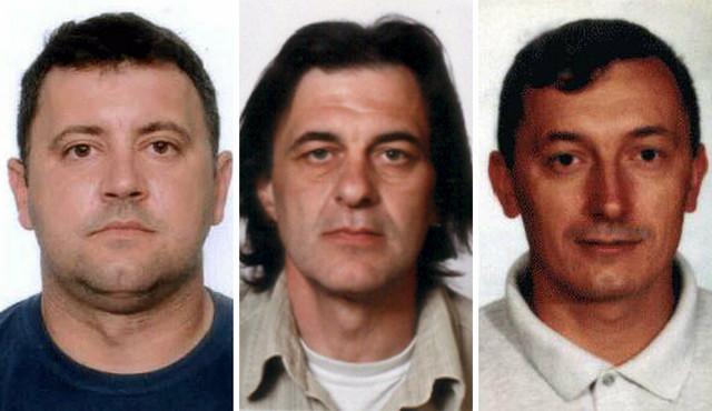 Zoran Kolarski, Duško Lučić, Miladin Živanović