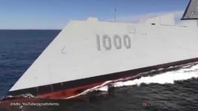 USS Zumwalt - najbardziej niezwykły okręt Amerykanów. Ciekawostki Twardego Resetu