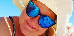 Dominika Gwit w stroju kąpielowym! Ocenił ją jej mąż