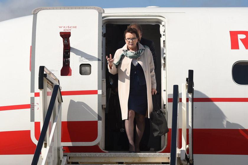 Absurd! BOR chroni premier z powietrza!