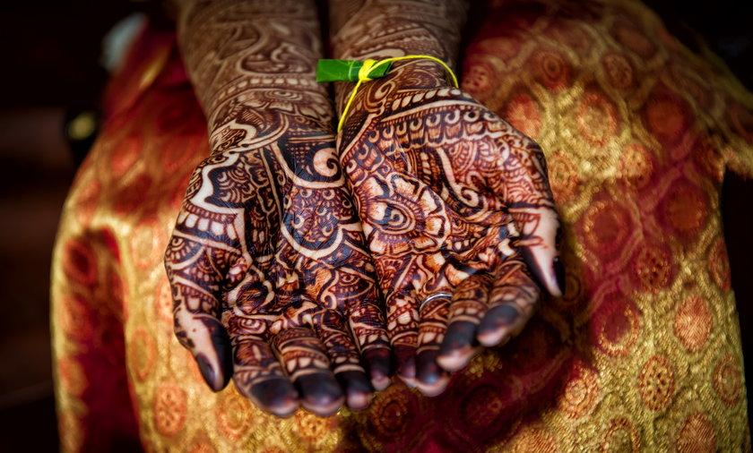 Tatuaż na rękach