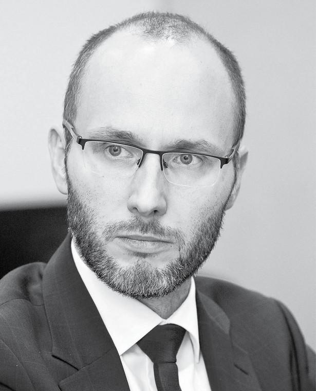 Robert Jurkiewicz doradca podatkowy, partner PwC