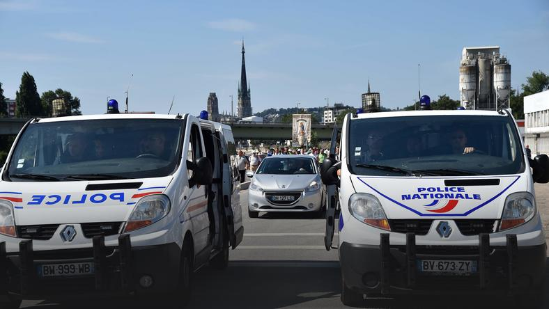FRANCE-RELIGION-ATTACK-CHURCH-ASSUMPTION-SECURITY