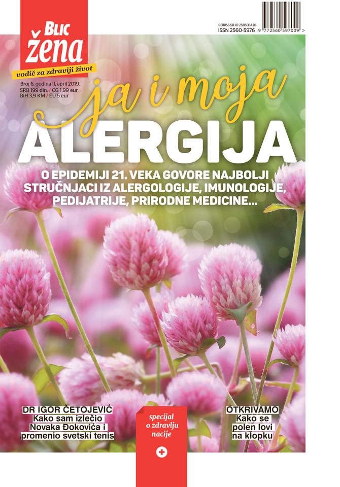 O alergiji govore najbolji stručnjaci