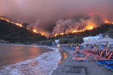 Požar Grčka