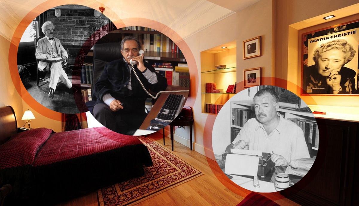 Zavirite u sobe u kojima su napisana REMEK-DELA KNJIZEVNOSTI, a u jednoj od cuvenih knjiga svoje mesto dobio je i BEOGRAD (FOTO)