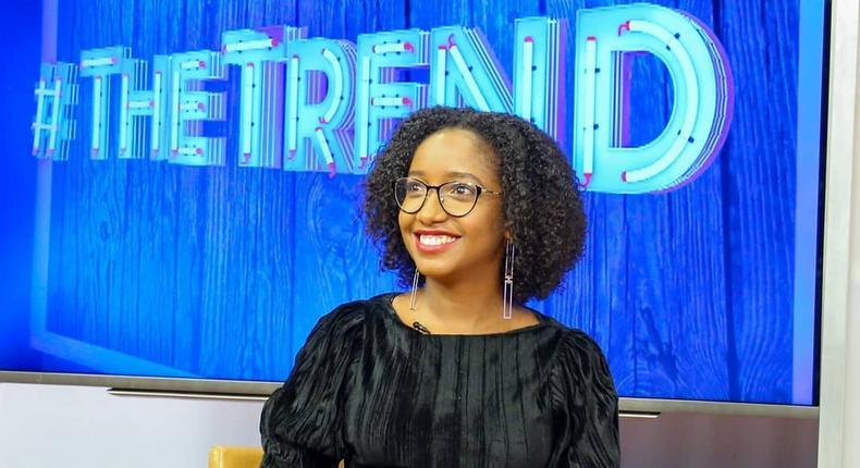 Anita Nderu on the Trend (MG 100)