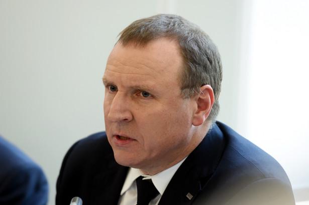 Jacek Kurski, prezes zarządu Telewizji Polskiej