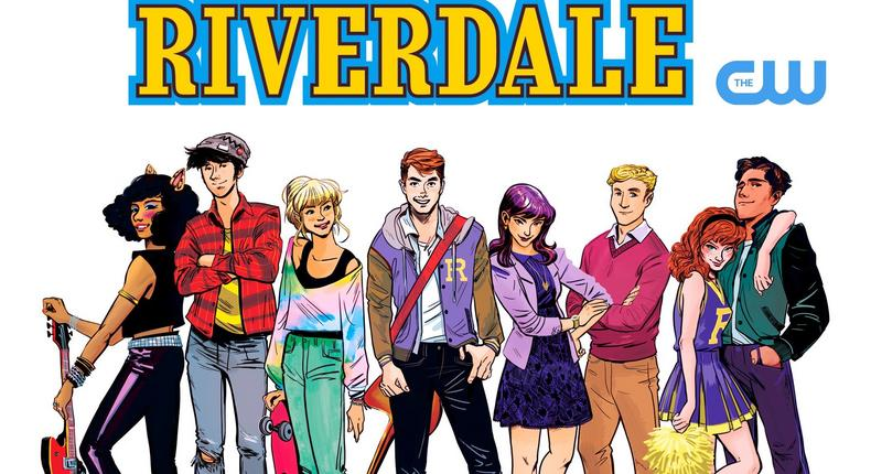 Archie Comic releases new series Riverdale