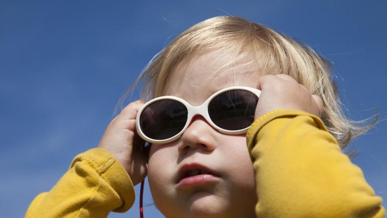Jak chronić oczy malucha?