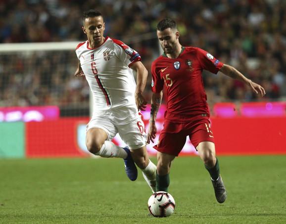 Nemanja Maksimović je zaustavljao Portugalce tokom čitavog duela