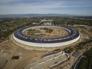Apple Campus w Cupertino