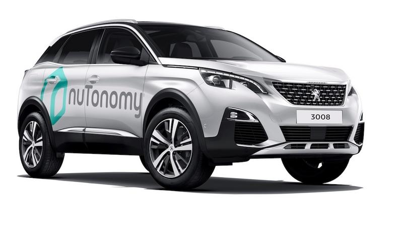 Peugeot gotowy na autonomiczne auta