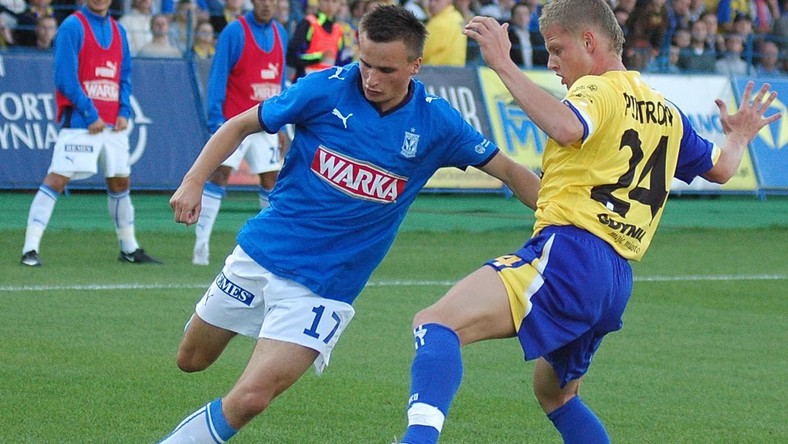 Piłkarze Arki pokonali Bełchatowian 1:0.