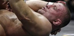 Fatalny debiut Polaka w UFC