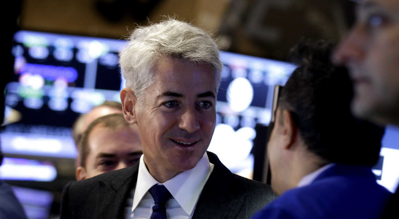 Billionaire Bill Ackman lifts acquisition company's IPO target to record $4 billion