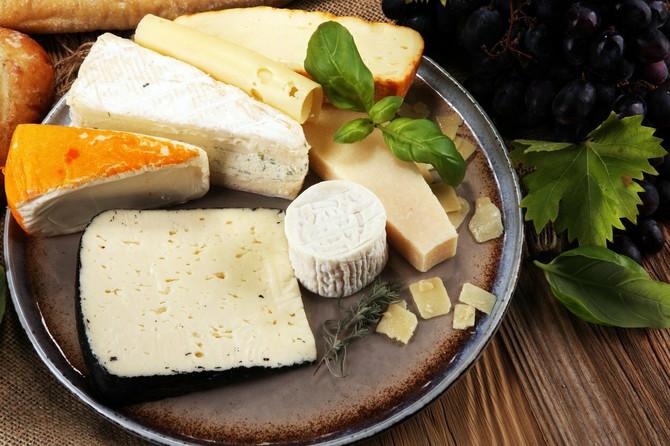 Ovaj tanjir je san svakog ljubitelja sira