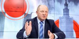 Sawicki ostro: Tusk to już historia