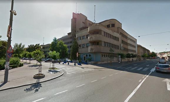 Zgrada Komande ratnog vazduhoplovstva