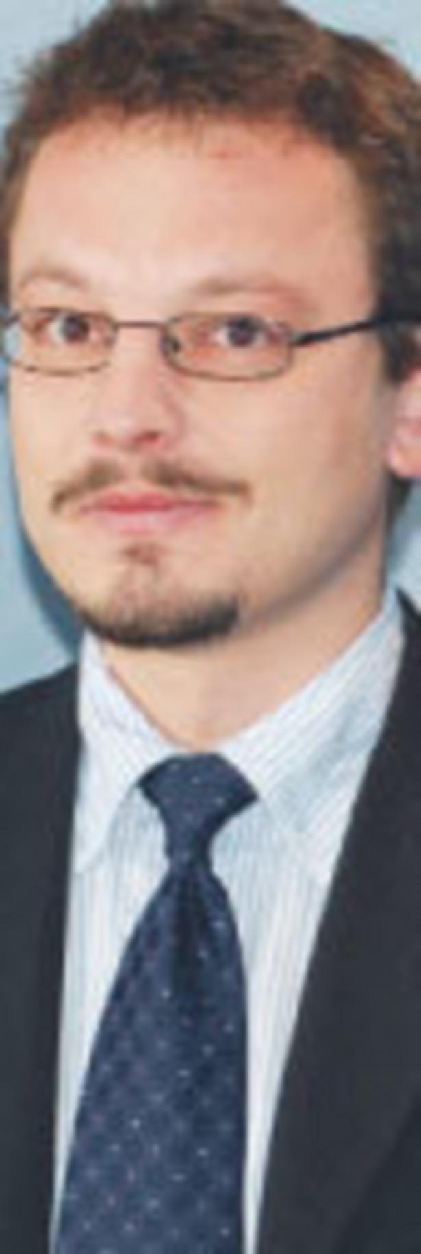 Jakub Fulara, ekspert w biurze funduszy Unii Europejskiej i programów publicznych Pekao