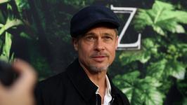 Brad Pitt o swoim alkoholizmie