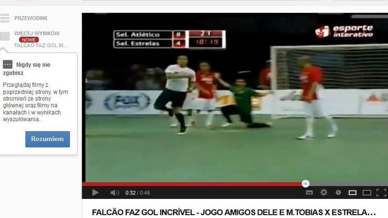 Gol Falcao