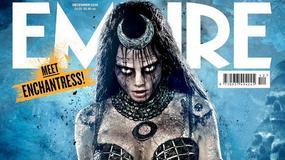 "Cara Delevingne jako Enchantress na okładce ""Empire"""