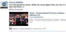 Profil Odense pęka w szwach!