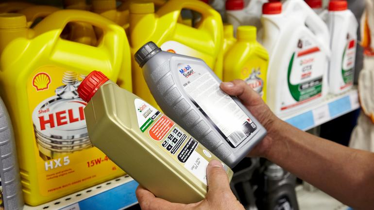 Jak wybrać olej