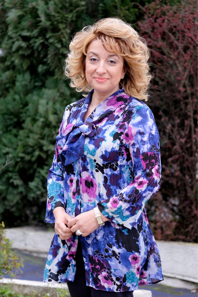 Dr Tatjana Mraović