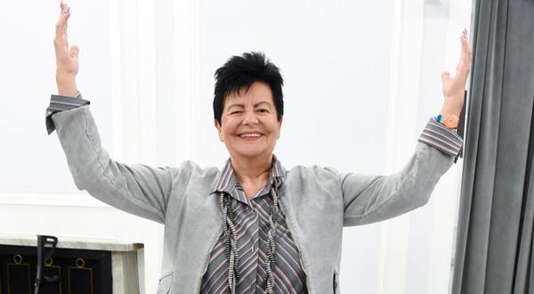 Joanna Senyszyn, z wykształcenia ekonomistka, umiała finansowo zadbać o siebie na starość.