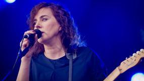 Edyta Bartosiewicz na koncercie w Krakowie