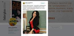 Wpadka prawicowego publicysty. Pokazał kadr z ostrego porno