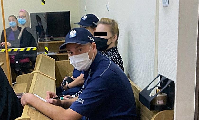 Rozpoczęcie procesu Anny B. (40l.) listonoszki oskarżonej o zabicie kochanka.