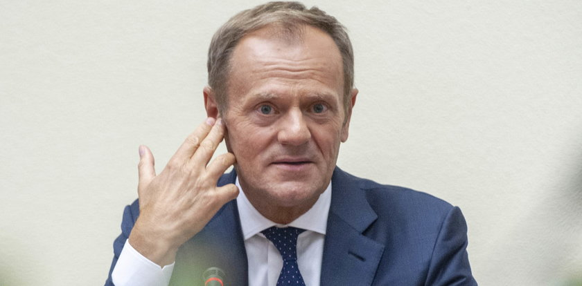 """Donald Tusk zareagował na serię materiałów TVP. """"Liczę nieśmiało na ułaskawienie"""""""