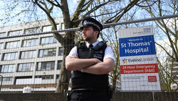 Bolnica Sent Tomas u Londonu