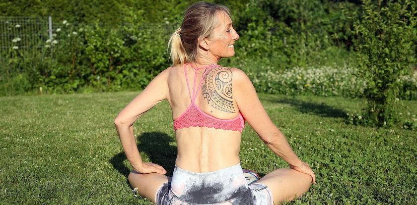 Pawlikowska: z tym tatuażem jestem silna jak ocean