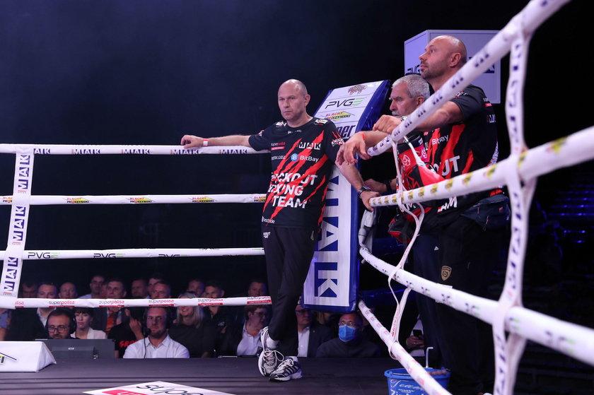 Był latami w narożniku Krzysztofa Włodarczyka (39 l.), Krzysztofa Głowackiego (34 l.) i dziesiątek innych pięściarzy podczas ich walk na ringach całego świata.