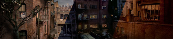 Rear Window Timelapse, 2011, foto: Jeff Desom