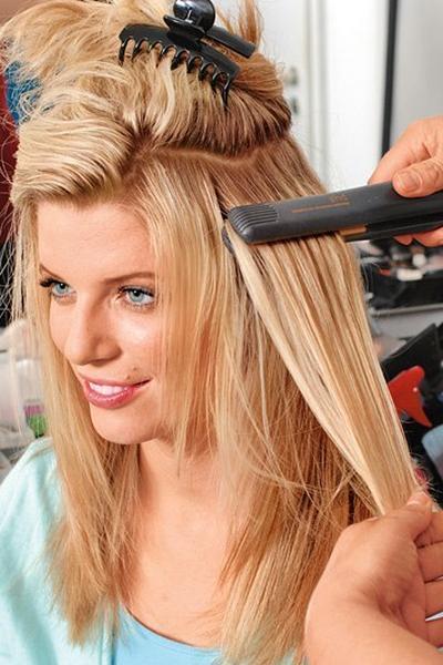 5 Fryzur Dla Grubych Włosów