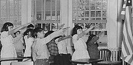 """Szok! Amerykanie """"heilują"""" w szkołach!"""