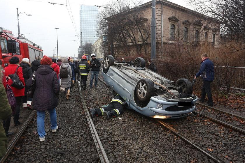 Dachowanie na Marszałkowskiej