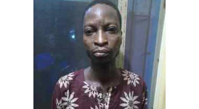 Man with 3 wives arrested for raping his own daughter