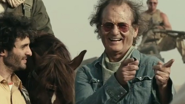 """Rock the Kasbah"": Bill Murray w Afganistanie"