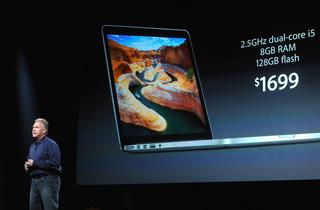 Konferencja Apple: Nowy MacBook Pro 13 z Retiną