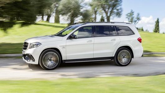 Mercedes-Maybach SUV – dlaczego nie?