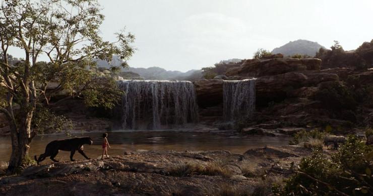 """Scena iz filma """"Knjiga o džungli"""""""