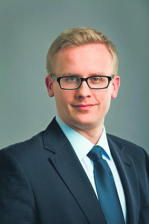 Jan Czerwiński tax manager w Praktyce Podatkowej w kancelarii Domański Zakrzewski Palinka sp. k.