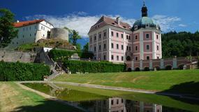 Szturm na czeskie zamki Cheb, Loket, Kynžvart i Bečov