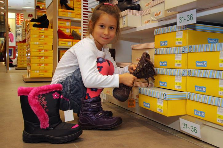 58ed778d Jakie buty kupić dziecku na zimę. Najlepsze buty na zimę